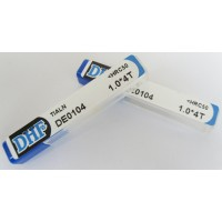DHF < 50 HRC 1X50X4F END MILL 5 PCS