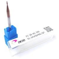 Pace < 50 HRC 1X3X50X2F BALL NOSE  (PC-2B-R0.5SS)