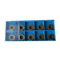 Milling inserts RDKW10T3MO PC25H 10 PCS