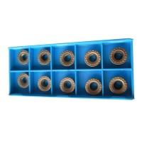 Milling inserts RDKW1204MO-F PC25H 10 PCS